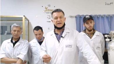 Photo of بنزرت صنع جهاز تنفس بمواصفات عالمية