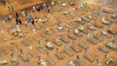 Photo of وفاة 1.124 برازيلي في يوم واحد وعدد ضحايا الكورونا يصل لــ27.878 قتيل