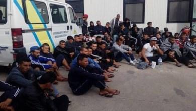 Photo of الطليان ينكلون بألف مهاجر تونسي في لمبيدوزا وقريباً ترحيلهم بالقوة