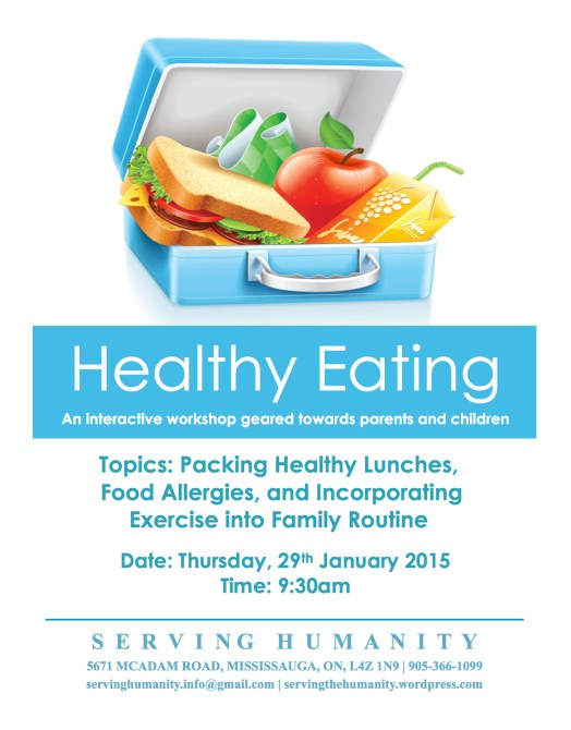 Healthy Living workshop