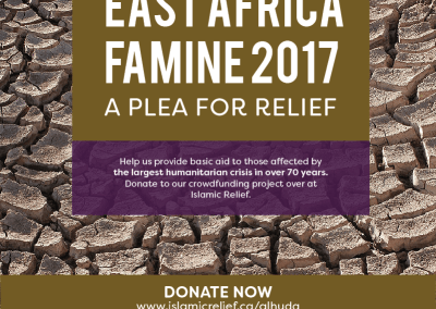 East Africa Famine 2017: A Plea for Relief