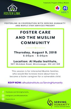 Foster Care and the Muslim Community
