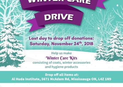 Winter Care Drive 2018