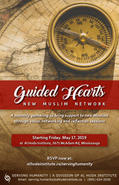 Guided Hearts – New Muslim Network