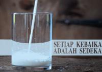 SETIAP KEBAIKAN ADALAH SEDEKAH