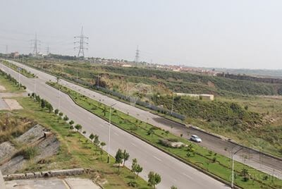 500 sq.yards plot for sale in Sector B, DHA Phase 5 Islamabad