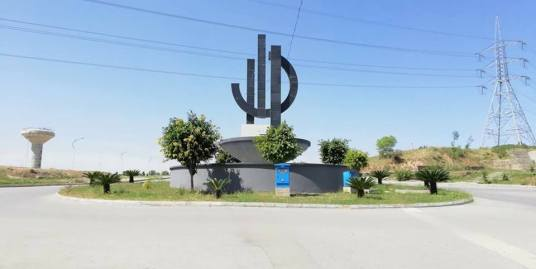 Plot available for Sale in DHA Phase V