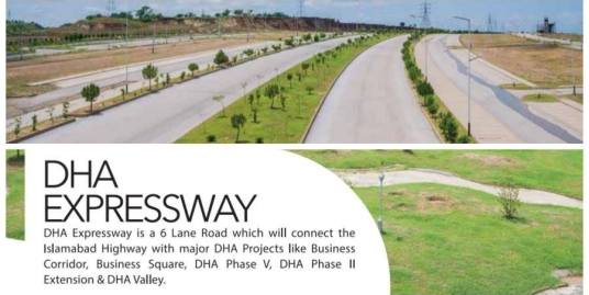 8 Marla Boulevard (Non Balloted)HOMES in DHA VALLEY