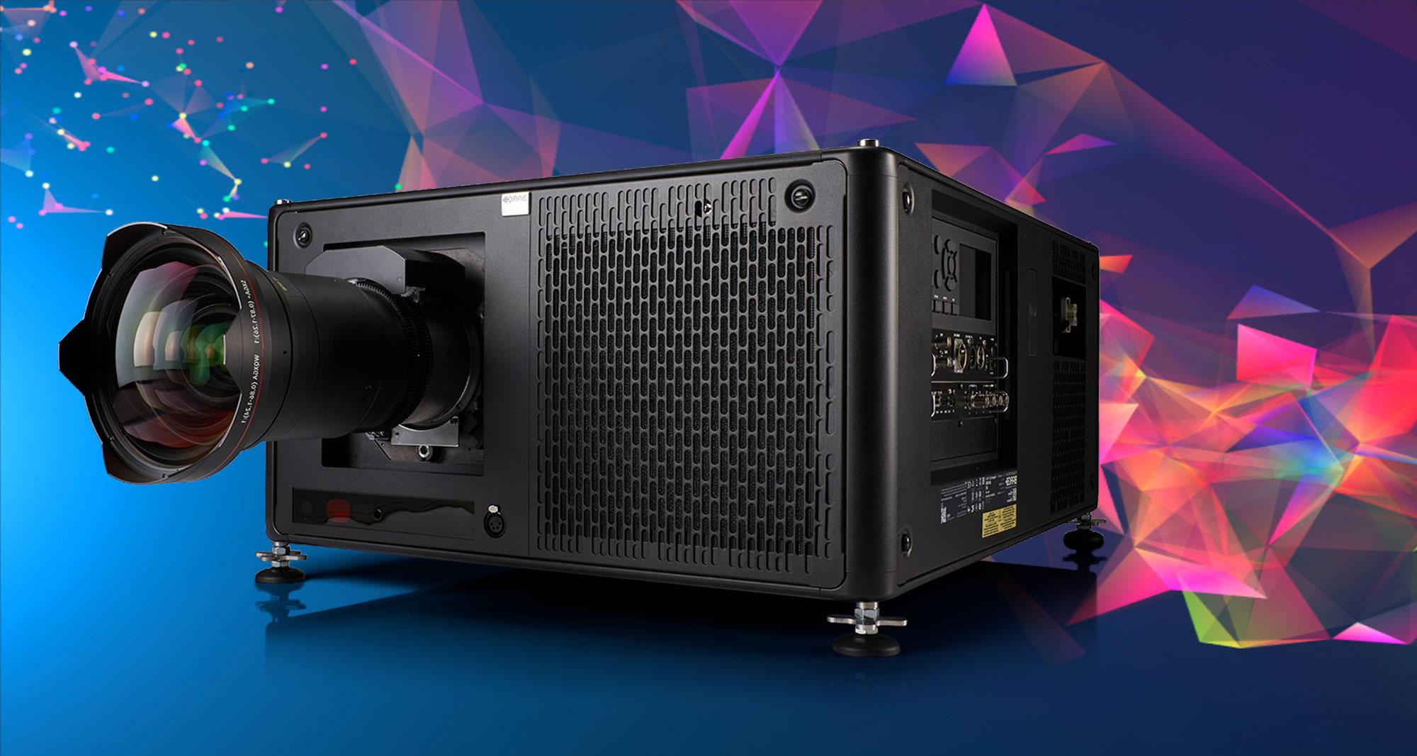 Novatech welcome Barco UDX-4K32 laser projectors « ALIA