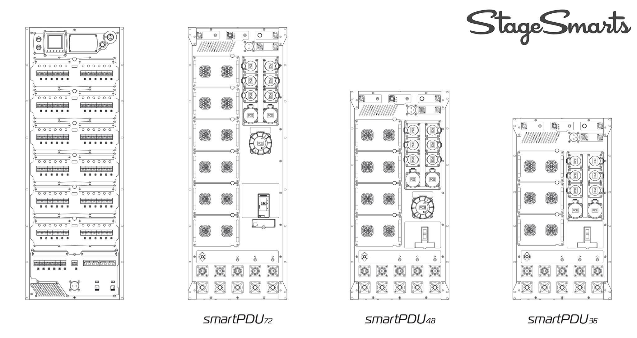 show technology to distribute smartpdu power distribution system  u00ab alia
