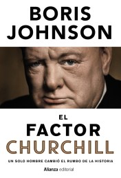 """El factor Churchill"" de Boris Johnson."