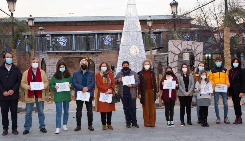 Entrega de los premios a los ganadores del XI Concurso de Fotografía para jóvenes y mayores sobre el Paisaje Cultural de Aranjuez
