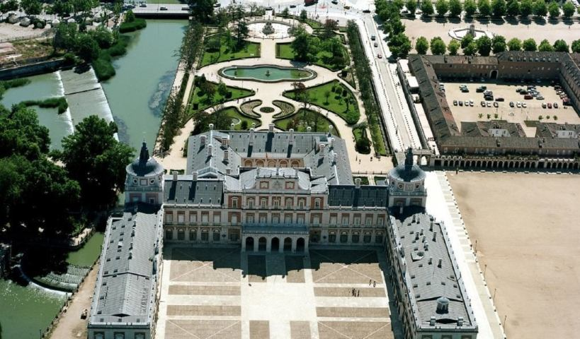 Los jardines de Aranjuez fueron con 46.308 personas los más visitados durante esta Semana Santa de los espacios de Patrimonio Nacional