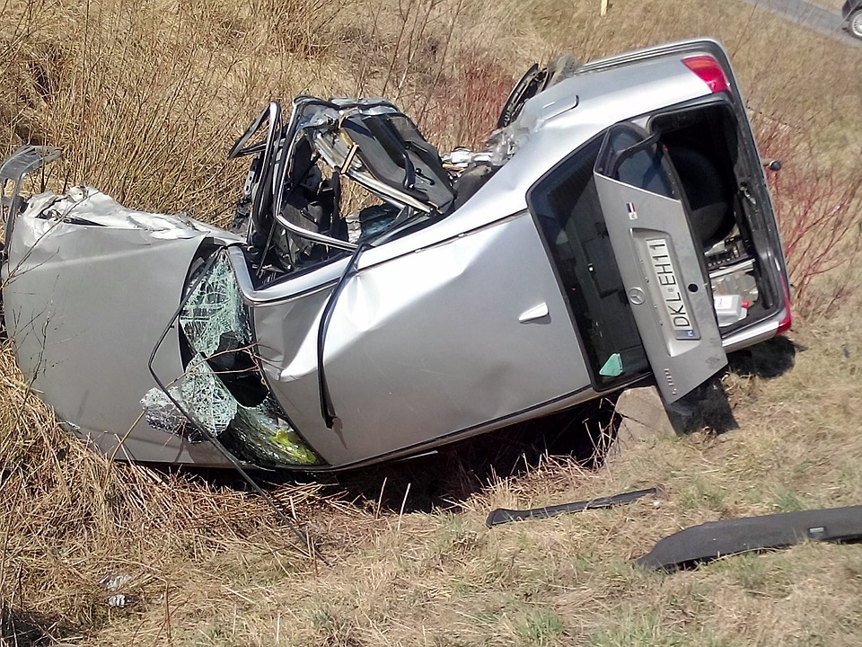 What Should You Do If You Get Into A Car Accident?
