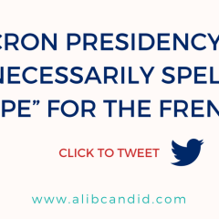 Le Sigh: French Politics from a Privileged American