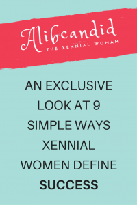 How 9 Xennial Women Define Success