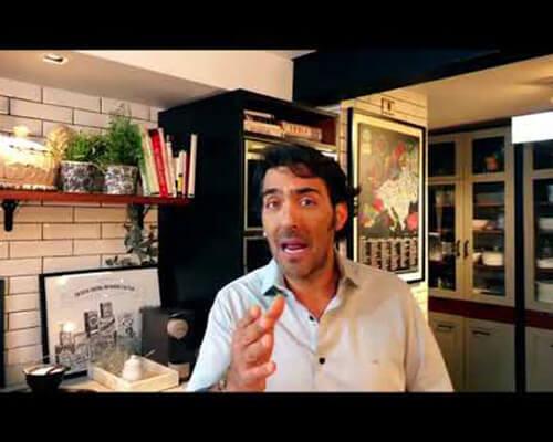 Chef a domicilio - Food Blogger - Alibi Films