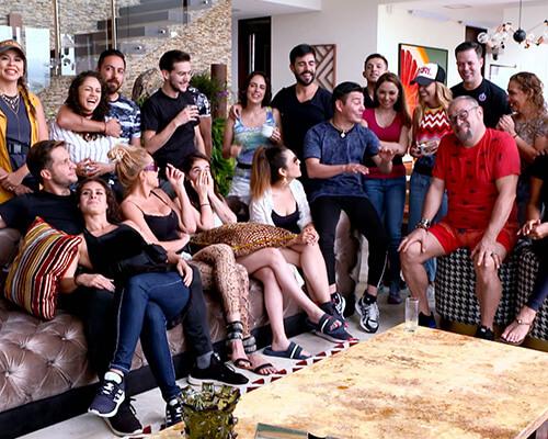 Inseparables- Reality show donde parejas participan en juegos y pruebas. Alibi Films y Televisa