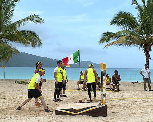 La Isla - Reality show de supervivencia para audiencias jóvenes. Alibi Films