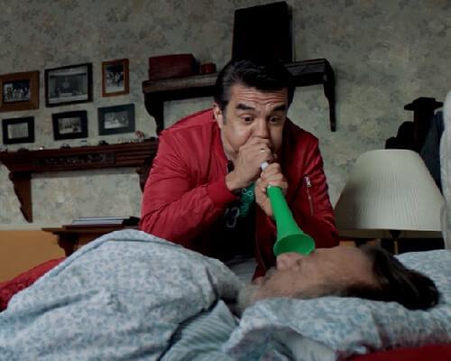 """remake de la película colombiana """"La Pena Máxima"""", que fue rodada en Colombia y México."""
