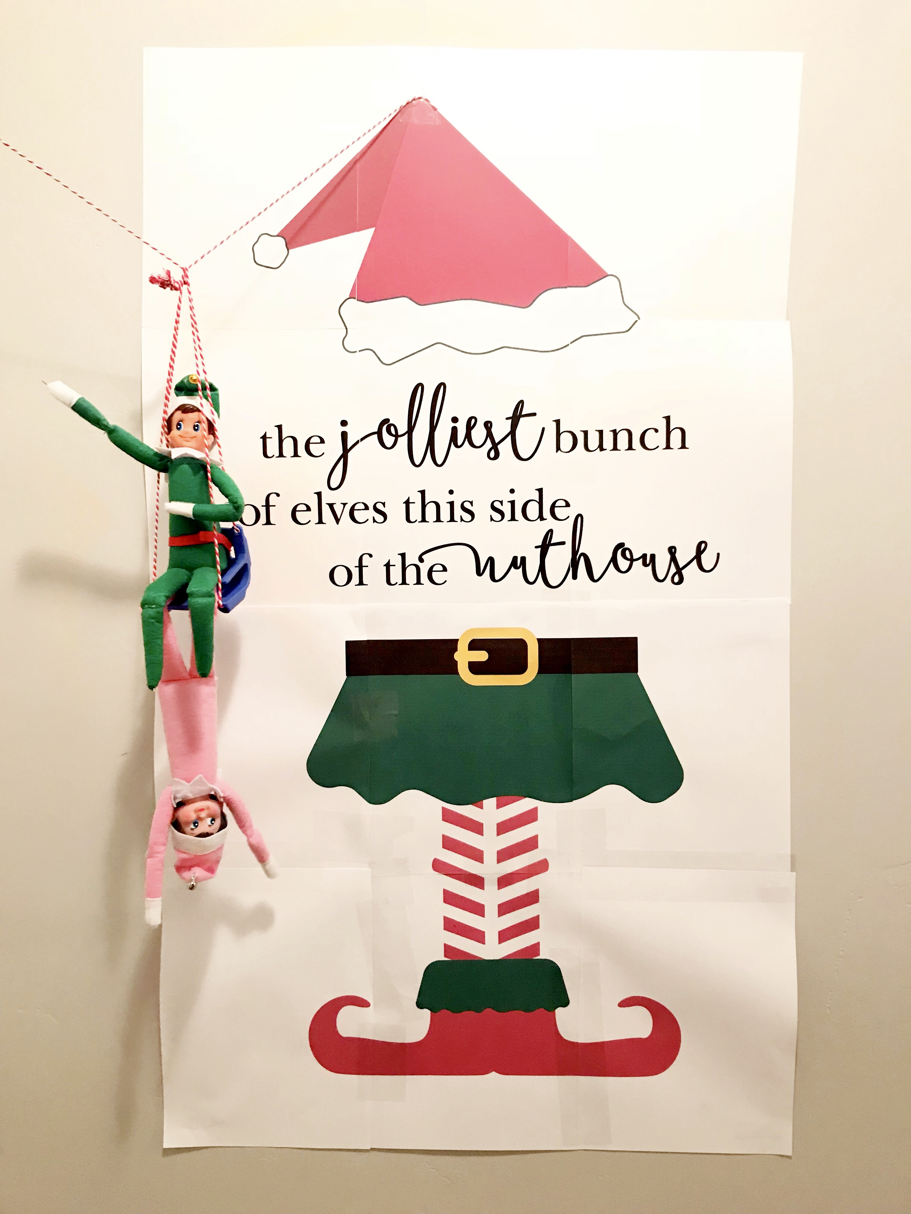 Elf On The Shelf Free Printables Download Silliest Elves