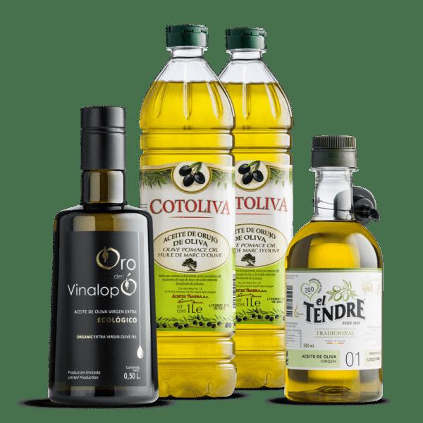 Olivenölpaket