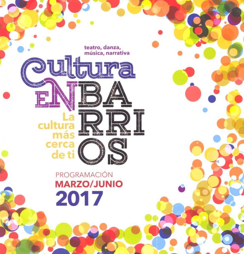 Resultado de imagen de cultura barrio 2017
