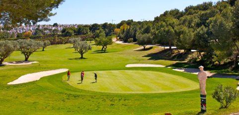 villamartin golf course
