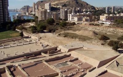 Yacimiento arqueológico Lucentum