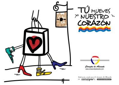 Asociación de comerciantes Corazón de Alicante