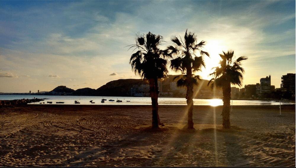 Strand La Almadraba