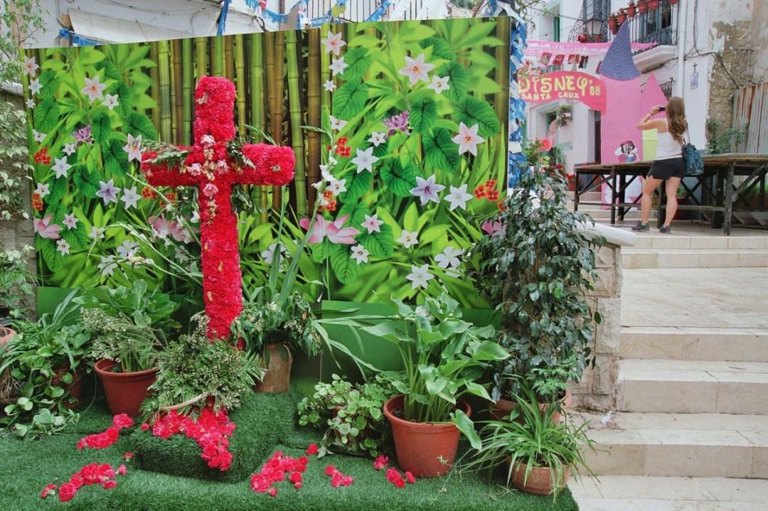 Fiesta Cruces de Mayo 2013 Alicante