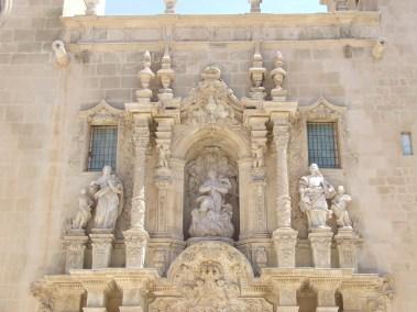 7. Alicante. Basílica de Santa María (2)