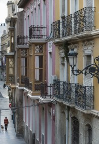 Calle Mayor, casco Antiguo (old town)
