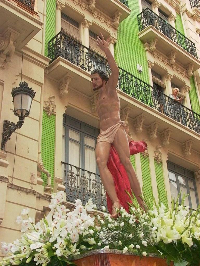 Domingo de Resurrección. Semana Santa de Alicante.