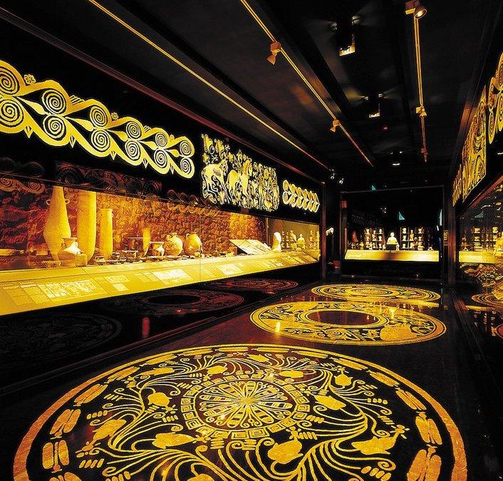 """Inauguración de la Exposición """"Señores del cielo y de la tierra. China en la dinastía Han 206 A.C. – 220 D.C."""" en el MARQ"""