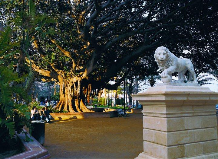 Parque de Canalejas, Alicante- ALICANTE City & Beach
