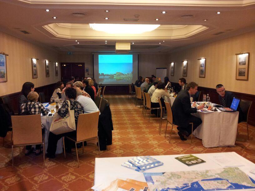 Alicante presenta en Londres sus atractivos como destino vacacional y de turismo de congresos