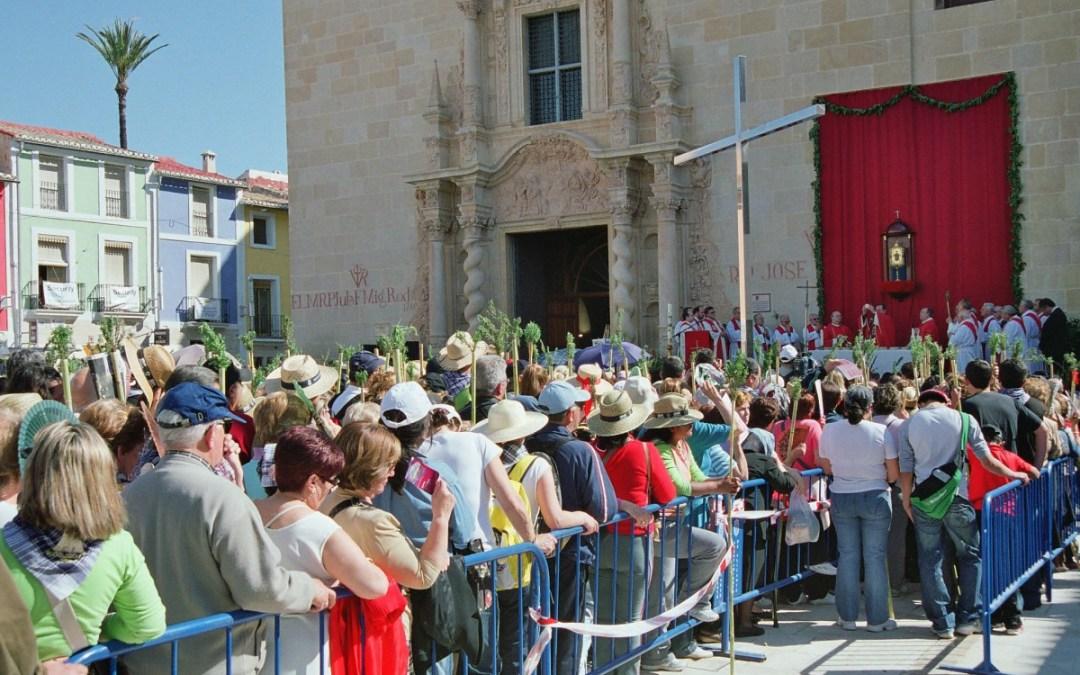 La Romería a la Santa Faz, la tradición multitudinaria de Alicante