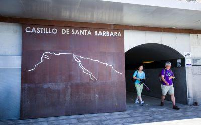 El alcalde autoriza el cambio de la gestión de espacios del Castillo de Santa Bárbara a la concejalía de Turismo