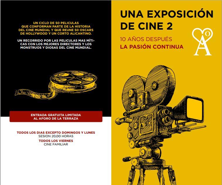 Exposición de Cine 2