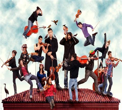 ARA MALIKIAN, la orquesta en el Tejado. Teatro Principal de Alicante