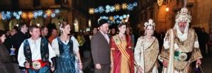 6 de diciembre Fiesta de San Nicolás y gran Desfile de Moros y Cristianos