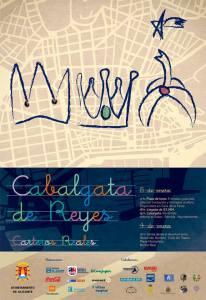Cabalgata Reyes Magos Alicante