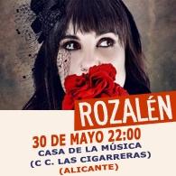 Rozalén en concierto en las Cigarreras @ LAS CIGARRERAS