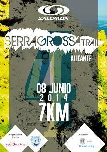 IV Serragrossa trail Alicante 2014