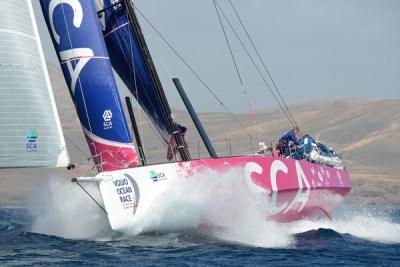 Teanm SCA Volvo Ocean Race Alicante