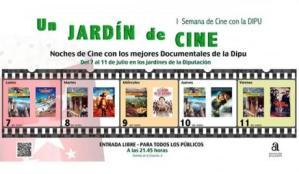 Un jardín de cine @ DIPUTACIÓN DE ALICANTE | Alicante | Comunidad Valenciana | España