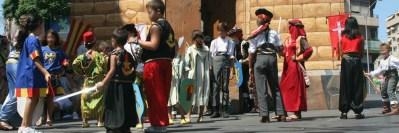Moors and Christians Festivals/ Moros y Cristianos Altozano Alicante