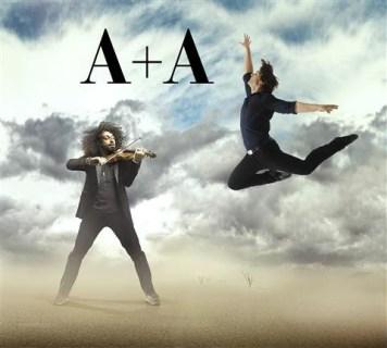 Angel Corella y Aran Malikian